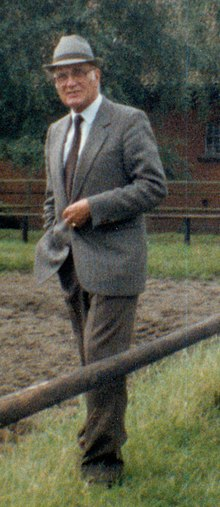 Paul Stecken ca. 1985